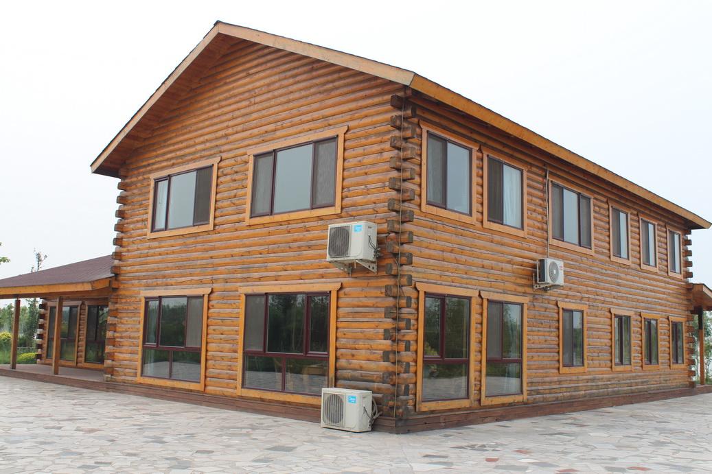 经济型别墅房顶结构